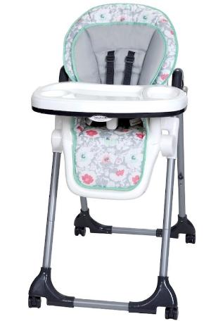 $55.99 (原价$89.99)Baby Trend Tempo 婴幼儿高脚餐椅