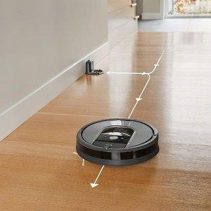 iRobot Roomba 960 扫地机器人热卖 做好清洁 病菌走开