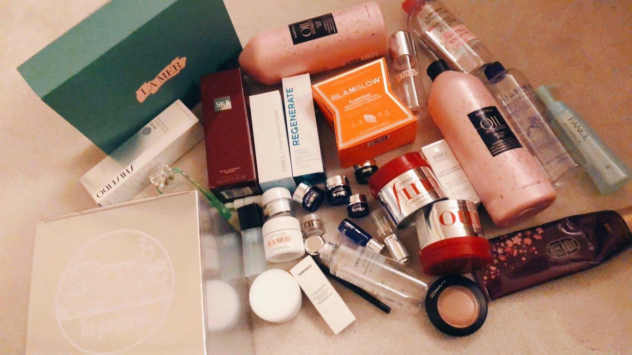 28个空瓶记 | 2018上半年空瓶赏,护肤/美妆/护发/身体/香氛