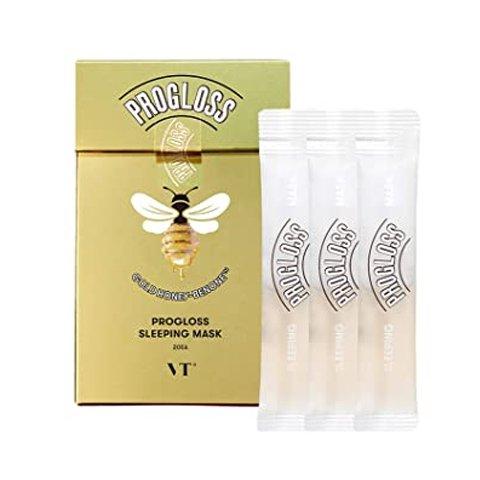 【2%返点】 VT 黄金蜂蜜睡眠面膜 20枚