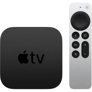 $79起Apple TV 4K 32GB 新版智能电视盒子