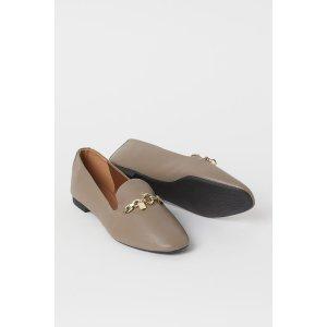 H&M乐福鞋