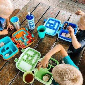 $33.99 (原价$39.99)Bentgo 儿童便当盒  多分隔营养搭配不串味  多款可选