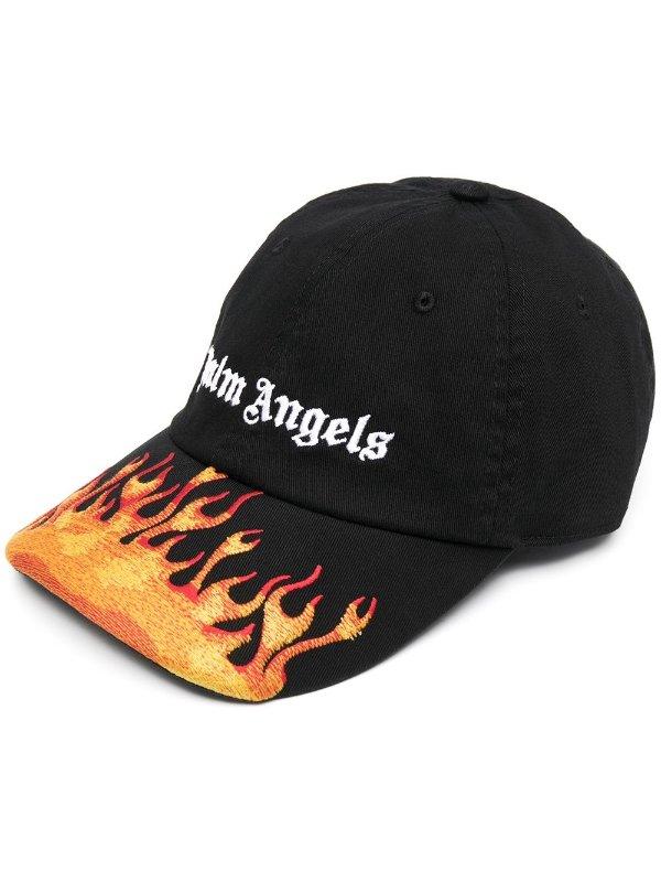 logo 棒球帽