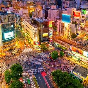 As low as $530Boston to Tokyo Roundtrip Airfare