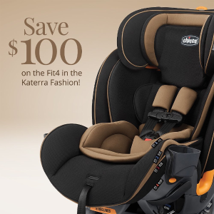 $100 OffChicco Fit4 4-in-1 Convertible Car Seat - Katerra