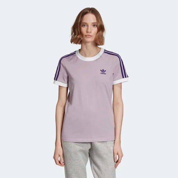 三叶草香芋紫T恤