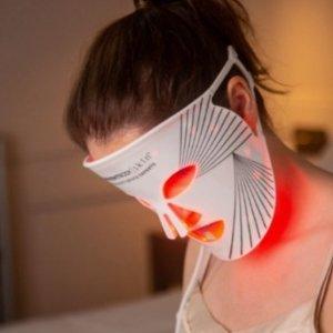 独家7折+包邮 抗衰老神器闪购:Currentbody 红外线LED光疗面膜 4周显著减少脸部皱纹