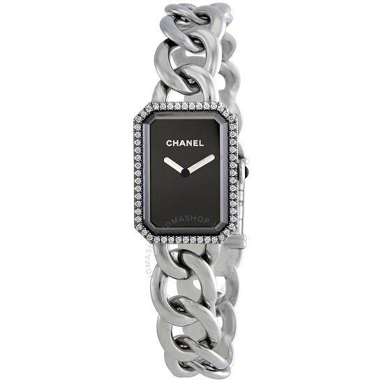 Chanel Premiere 镶钻女表