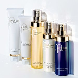 Receive a complimentary Supreme Collection travel setwith purchase of $250 @ Cle de Peau Beaute