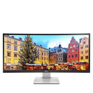 $699.99 w/ $200 Dell eGift CardDell UltraSharp U3415W Curved Monitor