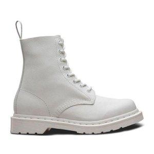 Dr Martens1460 Pascal 纯白8孔马丁靴
