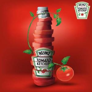 7.1折起 $2.82收750mlHeinz 番茄酱健康新选择 低钠低糖保障健康 有机番茄更香