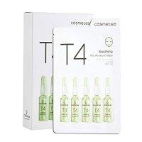 Cosmetea T4 舒缓清润茶精粹安瓶面膜