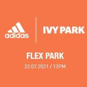 7月22日发售 大胆活力橘色系预告:adidas x IVY PARK联名 泳装、拖鞋都有 赚足回头率