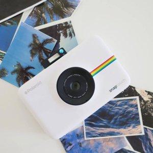 6.5折 £85收超酷3合一拍立得Polaroid Snap 拍立得超好价热促 多种颜色供你选 手慢无