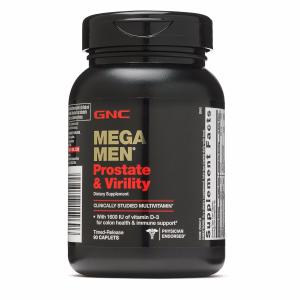 GNCMega Men® Prostate and Virility