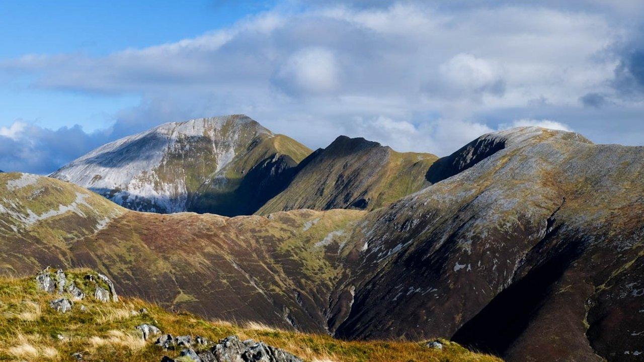 苏格兰登山徒步路线推荐 | 登山爱好者必须知道的10大苏格兰Munros,登山徒步好去处!
