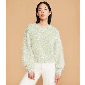 LOU & GREYIced Matcha Sweater