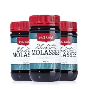 2件7.5折缓解经期疼痛 Red Seal 红印黑糖 3瓶装