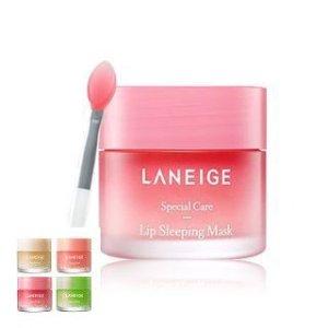 Laneige夜间修复唇膜