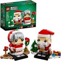 Lego BrickHeadz 系列 圣诞老爷爷和老奶奶 40274