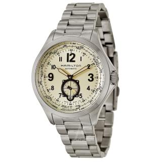 Lowest priceHamilton Men's Khaki Aviation QNE Watch H76655123