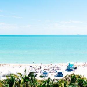 含税低至$77 含劳工节美国多城市往返迈阿密机票超低好价