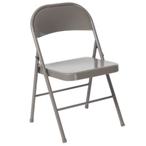 Swell Walmart Folding Chairs Sale From 12 Dealmoon Theyellowbook Wood Chair Design Ideas Theyellowbookinfo