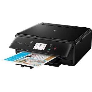 $19.99史低价:Canon TS6120 无线多功能彩色一体打印机