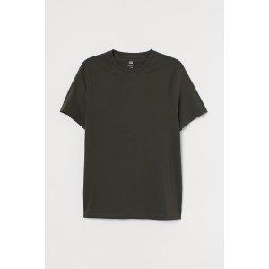 H&M圆领T恤