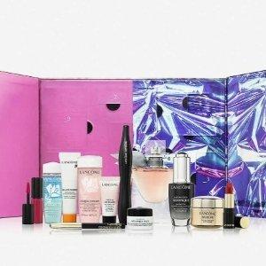 $147 一天一个惊喜Lancôme 2019 美妆圣诞日历独家限定 明星单品都有