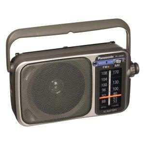 $22.99(原价$29.99)Panasonic RF-2400D AM / FM 收音机