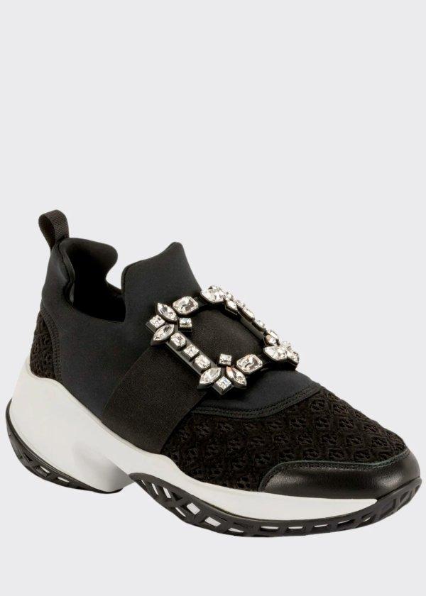 Viv' Run Stretch 钻扣鞋