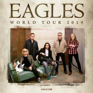 $153起 重温《加州旅馆》老鹰乐队 Eagles 全美巡演2月开启,经典摇滚必听