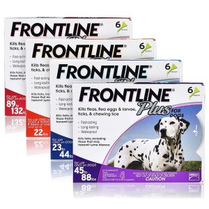 FrontlinePlus for Dogs