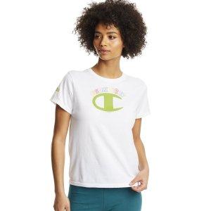 Championlogo短袖T恤