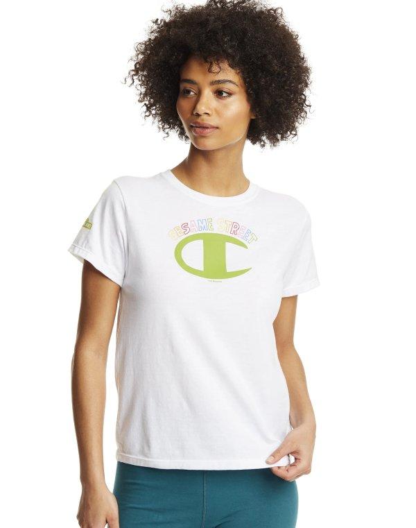 logo短袖T恤