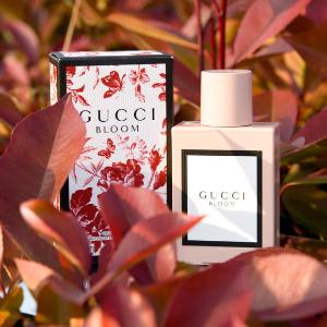 无门槛7.5折 Bloom香水£53!Gucci 古驰香水大促 收繁花、花园系列、超值套装