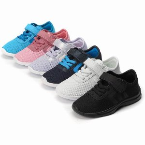 $15.49(原价$30.99)EvinTer 儿童运动鞋清仓 UK5-10码 透气网面 柔软大底