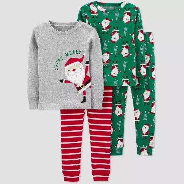 儿童睡衣套装 2套