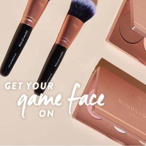 一律5折+包税BooHoo 全场美妆产品特卖 收平价实用美妆工具