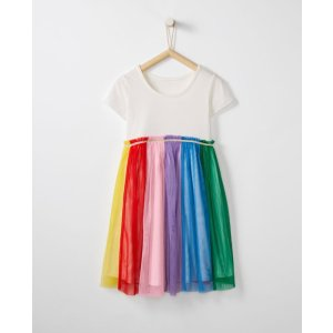 Hanna Andersson20% Off $100, 30% off $200Rainbow Dress In Soft Tulle