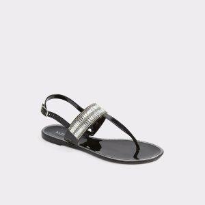 AldoEtiewen Black Women's Sandals
