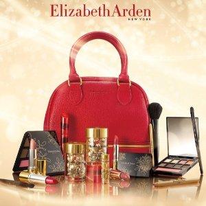 满$37.5 即可换购Elizabeth Arden 14件大礼包上新 含正装金胶