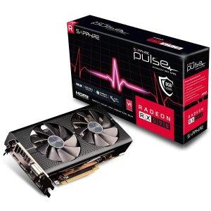 $160.24 下单锁价Sapphire Radeon Pulse RX 590 8GB 显卡