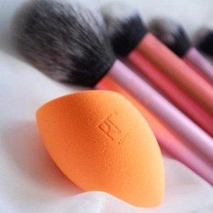 7.2折 美妆蛋低至€3.67/个Real Techniques 颜值与实力并存 眼部化妆套刷、美妆蛋都有