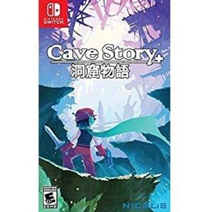 $20.97(原价$29.99)精品游戏《洞窟物语》Switch 实体版