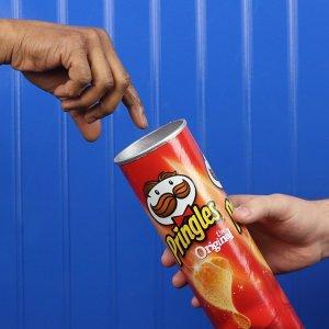 Pringles 品客原味薯片 200克x6桶 5.4折特价