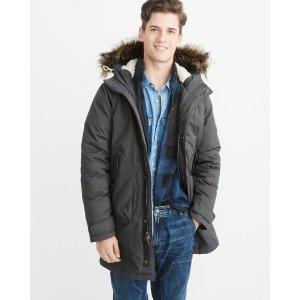 Abercrombie 棉外套